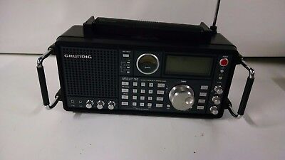 GRUNDIG Satellit 750 Ultimate Am/Fm Stereo Radio Receives Shortwave,  DEAD AS IS