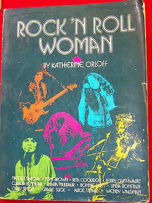 Rock 'n Roll Woman 1974 1St. Ed.