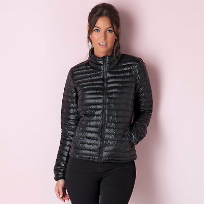 Women's adidas Super-Lightweight Down Jacket In Black From Get The Label