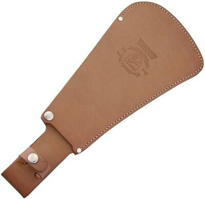 Woodman's Pal--Treated Leather Sheath