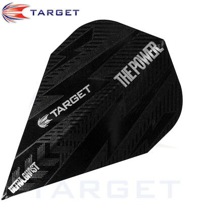 12 TARGET Dart Flights Vapor Vision Ultra Ghost Phil Taylor The Power GEN4 GEN-4