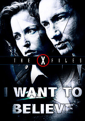 The X-Files: I Want to Believe 35mm Film Cell strip very Rare var_x