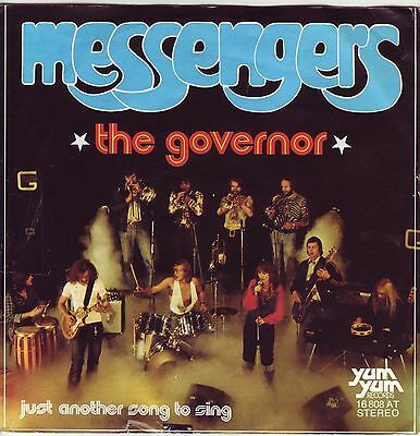 """""""7"""" - MESSENGERS - The Governor"""