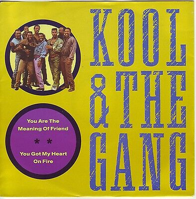 """""""7"""" - KOOL & the GANG - You are the meaning of friend"""