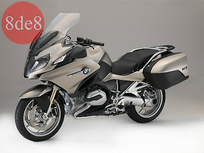 BMW R1200 RT LC (2013-2016) - Workshop Manual on DVD