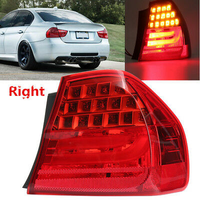 Driver Right Rear Outer  LED Taillight Tail Light FOR BMW 3 SERIES E90 2008-2011