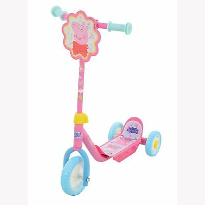 Peppa Pig My First Tri-Scooter Boxed Official