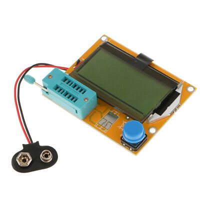Multifunktionale LCD-TS-LCR-T4-Y Transistor Tester Diode ESR Meter LCR-T4