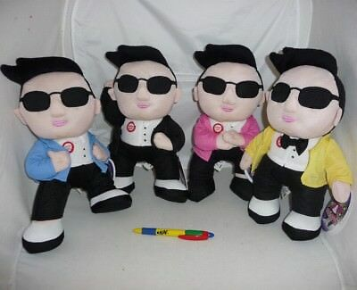 PELUCHE Cantante PSY Tormentone CANTA GANGNAM STYLE Parlante MUSICALE Talking !!