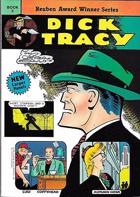 Dick Tracy Book 5 #5 (Vf/nm) Blackthorne