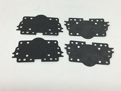 Holley QFT AED CCS Performance 4160 Metering Plate Gasket 108-27 5 Pack