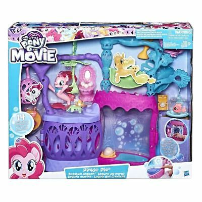 My Little Pony Movie Pinkie Pie Seashell Lagoon Playset