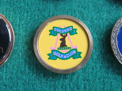 Golf Ball Marker - Colvend Golf Club