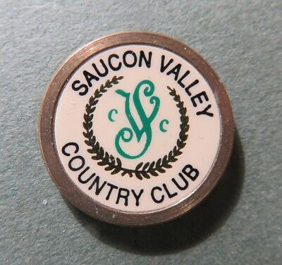 Golf Ball Marker - Soucon Valley Country Club
