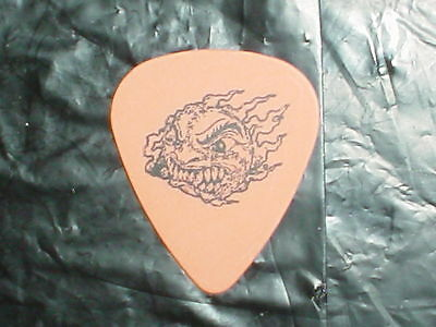 NEW FOUND GLORY MADBALL Toy Drawing CHAD GILBERT Old Concert Tour  GUITAR PICK