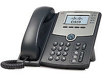 NEW! Cisco SB SPA504G 4 Line IP Phone