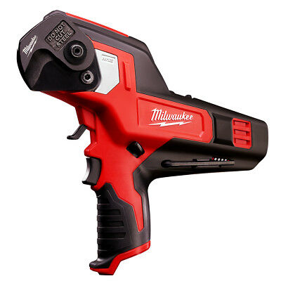 Milwaukee 2472-20 M12 12-Volt 600 Mcm Cable Cutter - Bare Tool