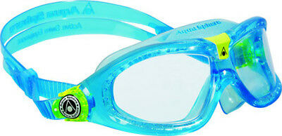 Aqua Sphere Clear - Aqua Seal Kid 2 Unisex Swimming Mask / Goggle Brand New