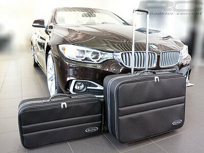 BMW F33 F83 4 Series Convertible Cabriolet Roadster Bag Suitcase Luggage Bag Set