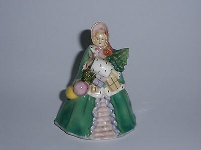 ROYAL WORCESTER FIGURINE - NOEL - MODELLED BY WILLIAMS & BRAY - No. 2905.