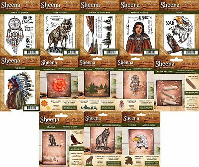Call of the Wild Crafters Companion Sheena Douglass Perfect Partners Dies/Stamps