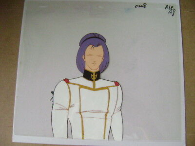 Mobile Suit Z Zeta Gundam Paptimus Scirocco Anime Production Cel