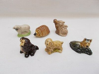 Job Lot Of 6 Wade Whimsies