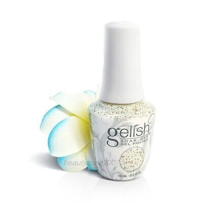 bf701528cc9 Harmony Gelish UV Soak Off Gel 1110947 All That Glitters Is Gold 0.5oz    15ml