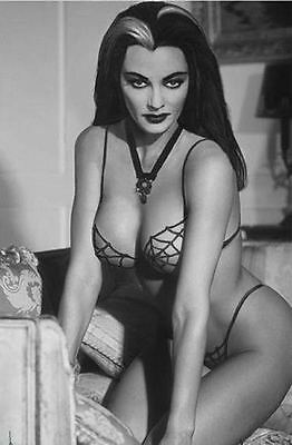 Yvonne De Carlo Lily Munster   8X10 Glossy Photo