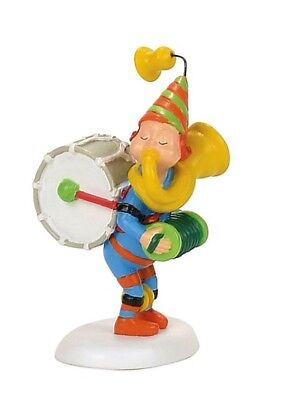 Dept 56 Grinch Village Who-Ville One Who Band  BRAND NEW 2017  Free Shipping