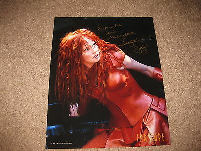 Raelee Hill - Farscape - Hand-Signed Autographed Photo - Authentic