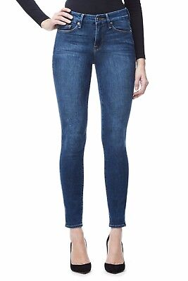 New Good American Good Legs High Rise Blue004 Skinny Jeans GAGL899 Size 2/26