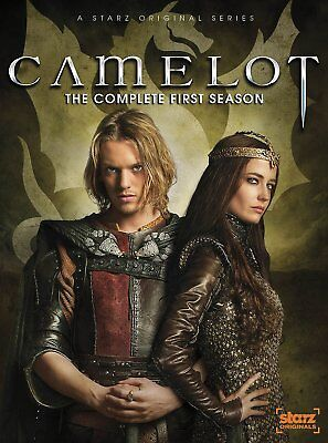 Camelot The Complete Series (DVD, WS, 2011, 3-Disc Set) NEW