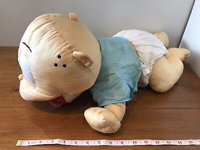 Very Large Tommy Pickles From The Rugrats soft plush toy. Vintage 1997. 16""