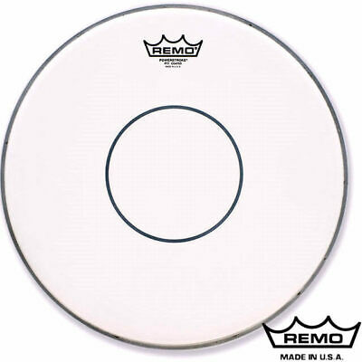 Remo Powerstroke 77 Coated 14 Inch Drum Head with Dot Skin P7-0114-C2