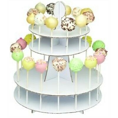 Sweetly Does It Cake Pop Decorating Stand - Kitchen Craft