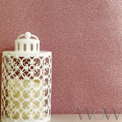 Luxe Glitter Sparkle Wallpaper Pink Sapphire - World Of Wwc013 Sparkle