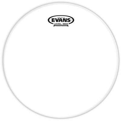 "Evans Evans - Glass 500, 13"", S13R50, Snare Reso"
