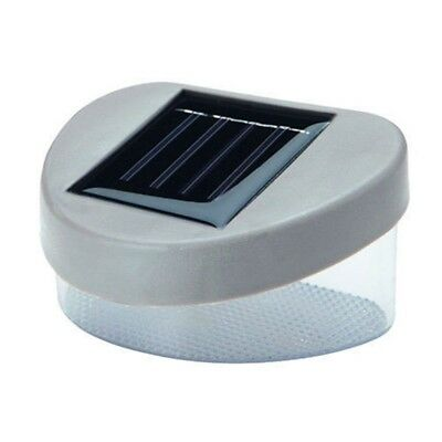 Solar Door And Fence Light - Power Powered Wall Lights LED Out Garden Shed