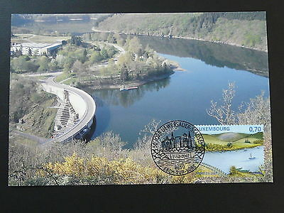dam electricity energy maximum card Luxembourg 2007