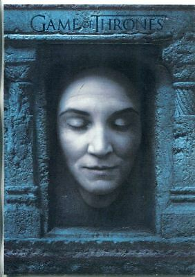 Game Of Thrones Season 6 Hall Of Faces Chase Card HF10 Melisandre
