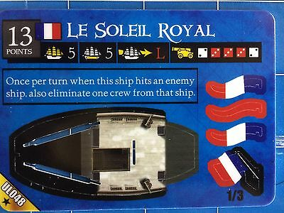 Pirates of the Revolution - Le Soleil Royal UL048