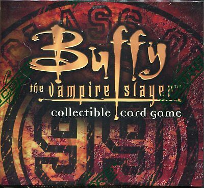 Buffy the Vampire Slayer CCG Class Of 99 Unlimited Sealed Trading Card Box