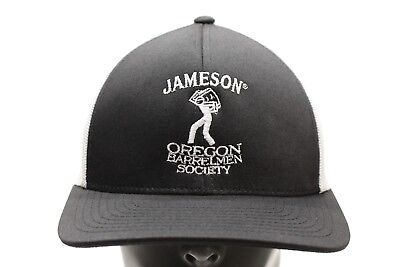 Jameson Whiskey - Oregon Barrelmen Society - Adjustable Snapback Ball Cap Hat!