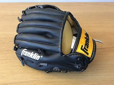 "Franklin 4609 Field Master Baseball Glove. 9.5"" Left Hand. New"