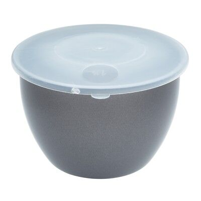 855ml Master Class Non-stick Pudding Steamer - Nonstick Lid Bowl Basin Plastic