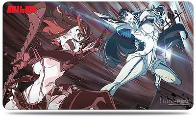 Kill la Kill Ryuko vs Satsuki playmat / play mat - Official Ultra PRO *NEW*
