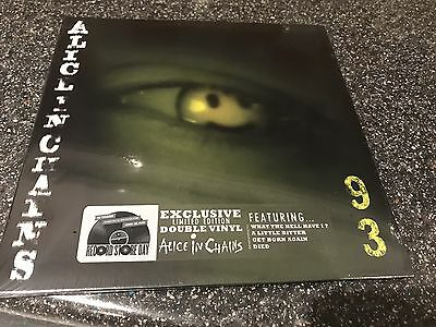 """Alice In Chains – Exclusive Double 7"""" Collectors Pack - RSD 2017 -"""