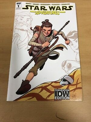 Star Wars Adventures #1 New York Comic Con Variant See My Others