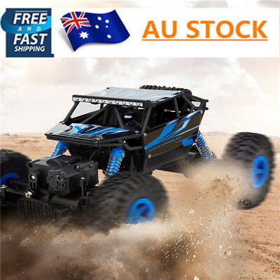 2.4GHZ 1/18 4WD Radio Remote Control Off Road Vehicle RC Car Buggy Monster Truck